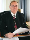 Bürgermeister Ernst Meixner